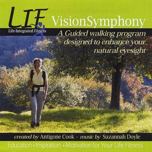Vision Symphony: A Guided Walking Program Designed