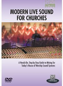 Alfred's Pro-Audio: Modern Live Audio for Churches