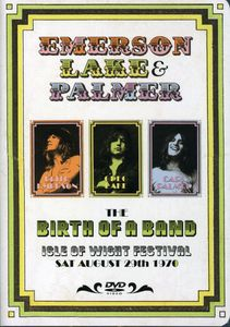 Birth of a Band: Live at Isle of Wight 1970