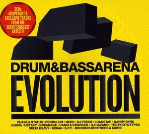 Drum & Bass Arena Evolution /  Various