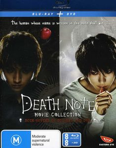 Death Note Movie 1 & 2 Special Edition