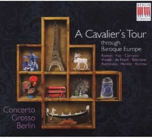 Cavalier's Tour Through Baroque Europe