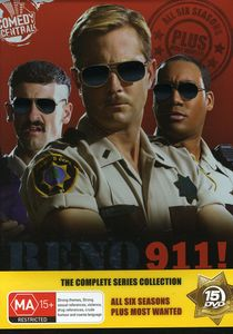 Reno 911! the Complete Series Collection