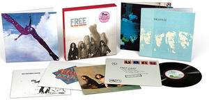 Free: The Vinyl Collection