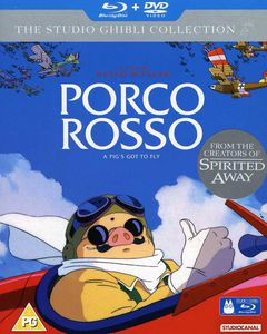 Porco Rosso (Blu-ray+DVD)