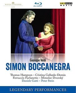 Simon Boccanegra (Legendary Performances)