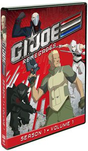 Gi Joe: Renegades Season One Vol 1