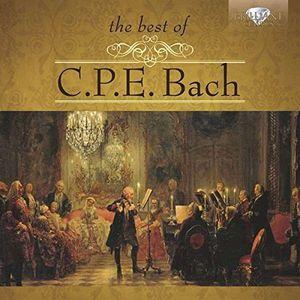 Best of C.P.E. Bach
