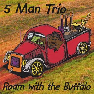 Roam with the Buffalo