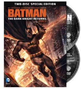 Dcu Batman: Dark Knight Return Part 2