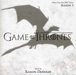 Game of Thrones Season 3 TV Soundtrack [Import]