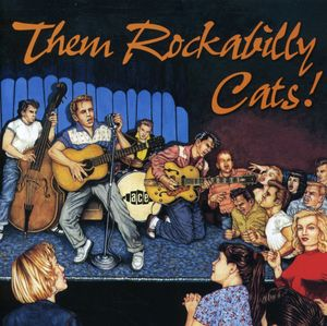 Them Rockabilly Cats /  Various [Import]