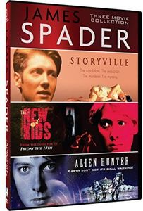 James Spader Triple Feature: New Kids /  Storyville