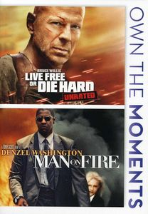 Live Free or Die Hard /  Man on Fire