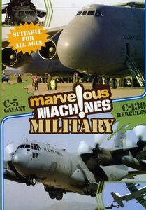 Marvelous Machines Military C-5 & C-130