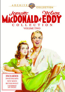 Jeanette MacDonald & Nelson Eddy Collection 2