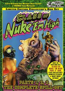 Class of Nuke Em High Box Set