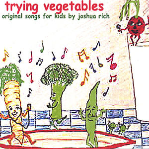 Trying Vegetables