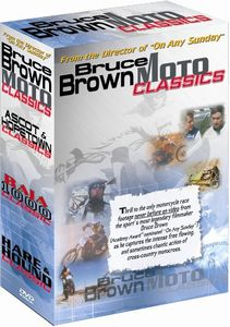 Bruce Brown Moto Classics Box Set