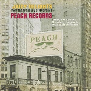 Juicy Delights - Peach Records