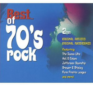Best of 70's Rock /  Various