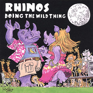 Rhinos Doing the Wild Thing