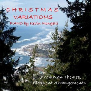Christmas Variations Piano By Kevin Mongelli
