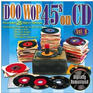Doo Wop 45's on CD 9 /  Various