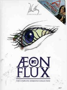 Aeon Flux-Complete Animated Collection