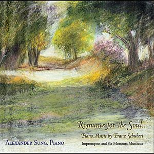 Romance for the Soul: Music of Franz Schubert