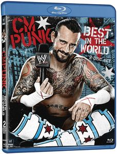 WWE: CM Punk Best in the World