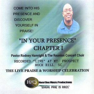 In Your Presence