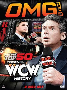 OMG 2: The Top 50 Incidents in WCW History