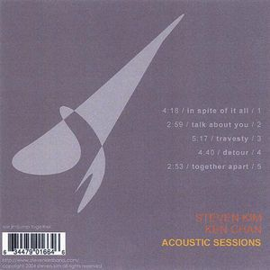 Steven Kim & Ken Chan: Acoustic Sessions