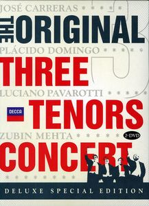 Original Three Tenors Concert
