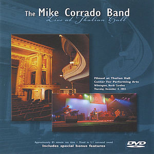 Live at Thalian Hall DVD