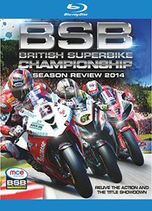 British Superbike Season Review 2014 [Import]