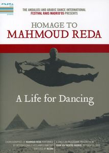 Life for Dancing-Homage to Mahmoud Reda (PAL DVD)