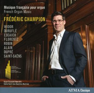 French Organ Music