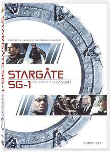 Stargate SG-1: The Complete Season 01