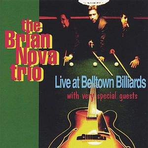 Live at Belltown Billiards