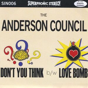 Don't You Think B/ W Love Bomb