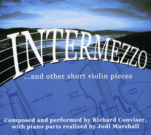 Intermezzo & Other Short Violin Pieces