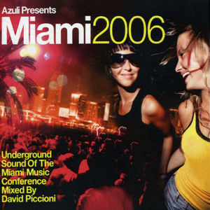 Club Azuli-Miami 2006 [Import]