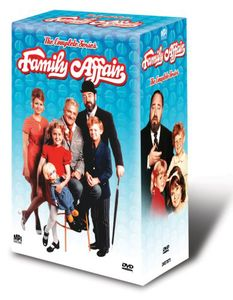 Family Affair: Complete Series