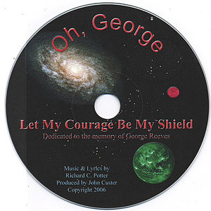 Let My Courage Be My Shield