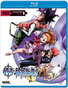 Phi-Brain: Season 2 - Collection 1