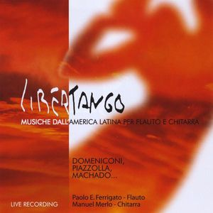 Libertango-Music from Latin America for Flute & Guitar