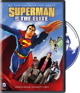 Dcu Superman Vs the Elite MFV