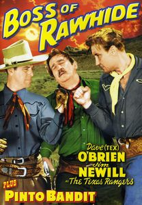 Texas Ranger Double Feature: Boss of Rawhide /  Pin